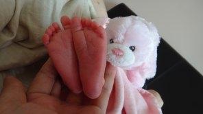 Baby Zoey Birth 15