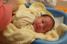 Baby Zoey Birth 37