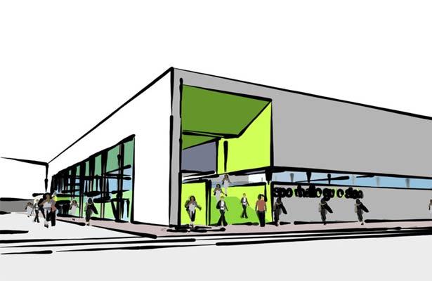 Wettbewerb Sporthalle Stdtisches Gymnasium in Gtersloh