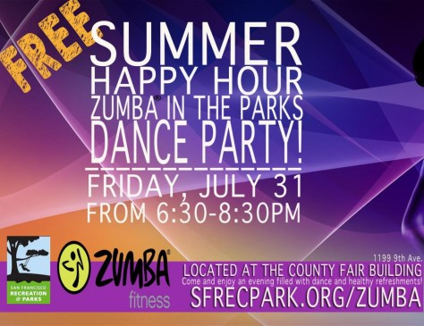 Summer Zumba Party