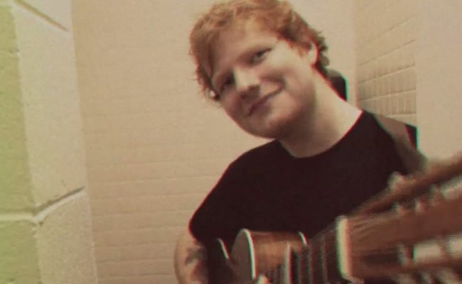 Photograph Ed Sheeran Official Music Video