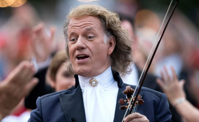 Andre Rieu At M S Bank Arena United Kingdom On 8 May 2020