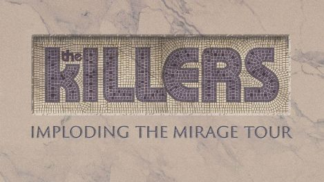 Image result for the killers imploding the mirage album cover