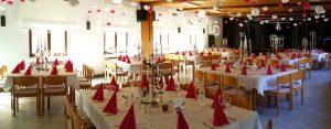 HASENHEIM Festsal für 150 Personen