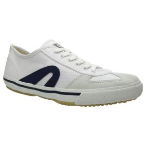 RAINHA Brazilian Capoeira & Parkour Shoes - White-Navy Blue - Unisex Adult & Kids - ZumZum Capoeira Shop
