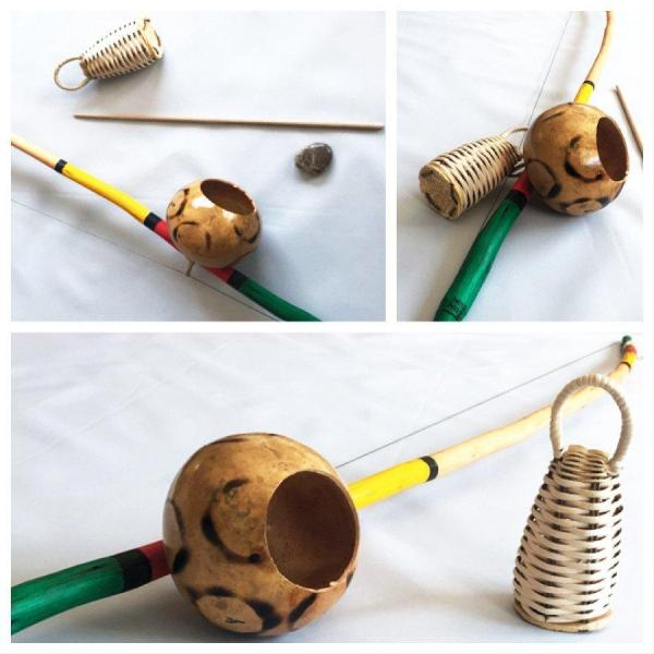 Kids Berimbau -International Shipping Included - ZumZum Capoeira Shop