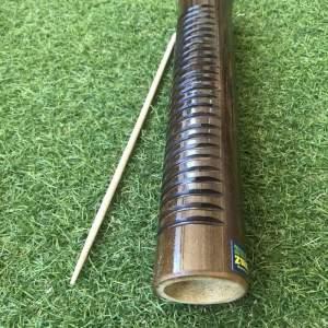 Brazilian Reco-Reco - Dark Bambook - ZumZum Capoeira Shop
