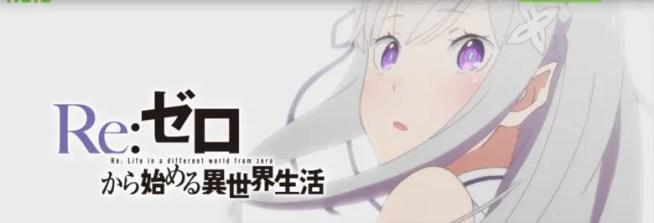 リゼロ memory snow 無料動画
