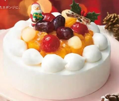 ファミマのクリスマスケーキ2021予約期間はいつからいつまで?特典や内容も19