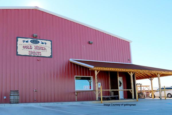 Desert Diamond Distillery Tours and Tastings