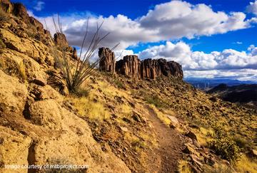 Monolith Garden Trail