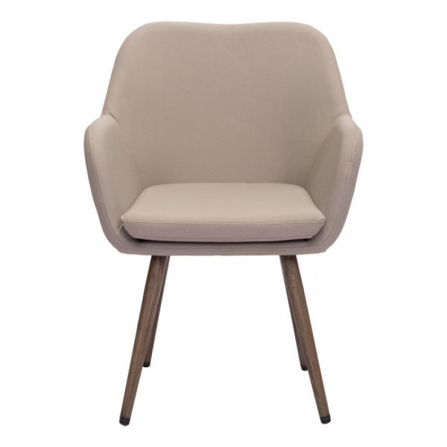 703843  Pismo Dining Chair Taupe