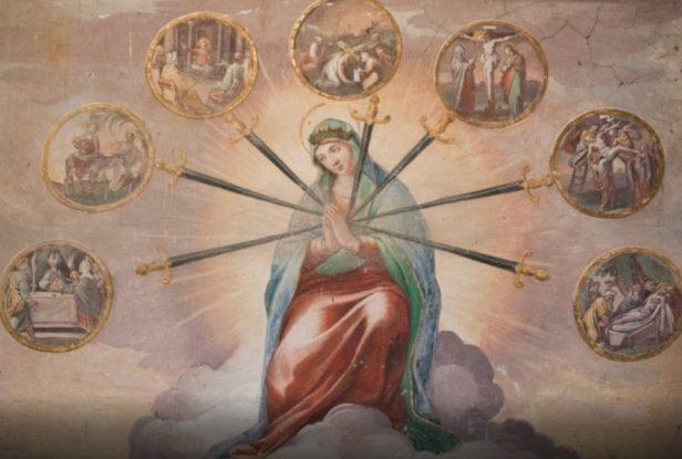 Pobožnost u čast sedam žalosti Marijinih   ŽUPA ROVIŠĆE
