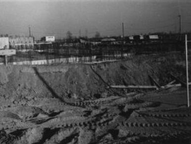 Gradnja crkve: temelji
