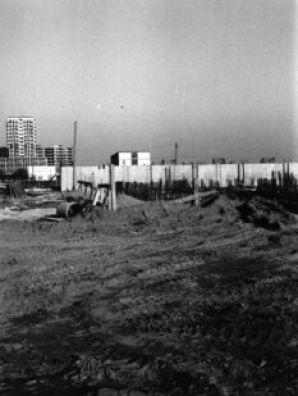 Gradnja crkve: temelji i prvi zidovi