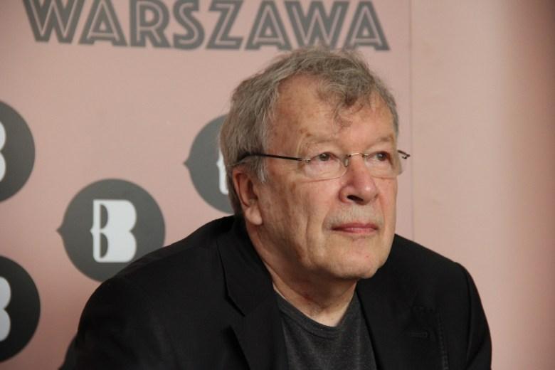 Wiktor Jerofiejew, fot. Przemysław Poznański/zupelnieinnaopowiesac.com
