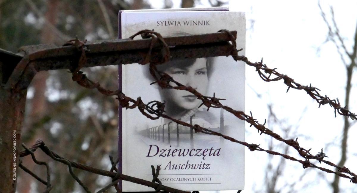 Dwanaście okruchów dobra | Sylwia Winnik, Dziewczęta z Auschwitz. Głosy ocalonych kobiet