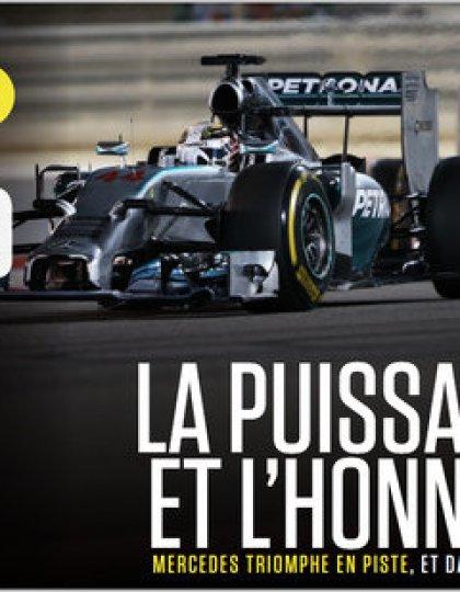 iMag F1 N°03 - Grand Prix de Bahrein 2014