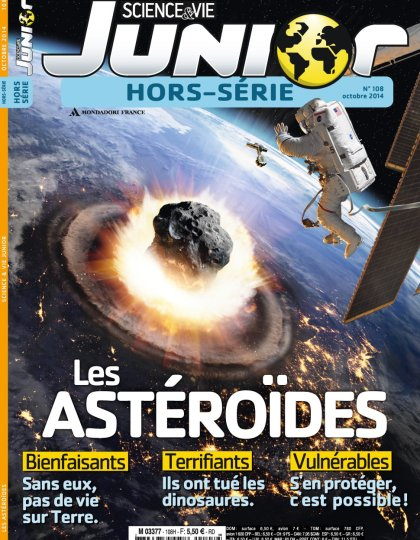 Science & Vie Junior Hors-Série No.108 - Octobre 2014