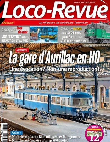 Loco-Revue No.814 - Mai 2015