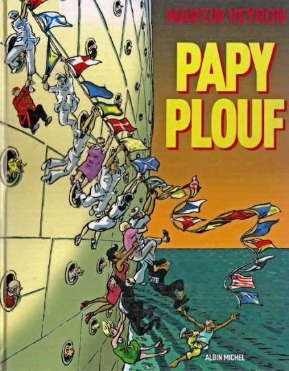 Papy plouf