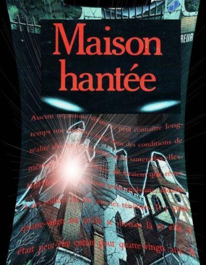 Hantise : La Maison hantée - Shirley Jackson