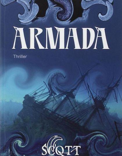 Armada - Scott Mariani