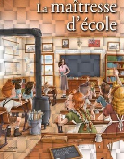 Ismène Toussaint (2015) - La maîtresse d'école