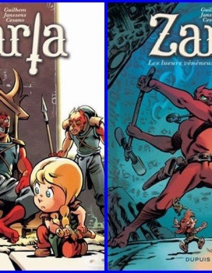 Zarla - Tome 4 et 5