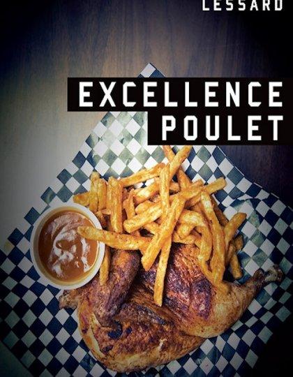 Patrice Lessard (2015) - Excellence poulet