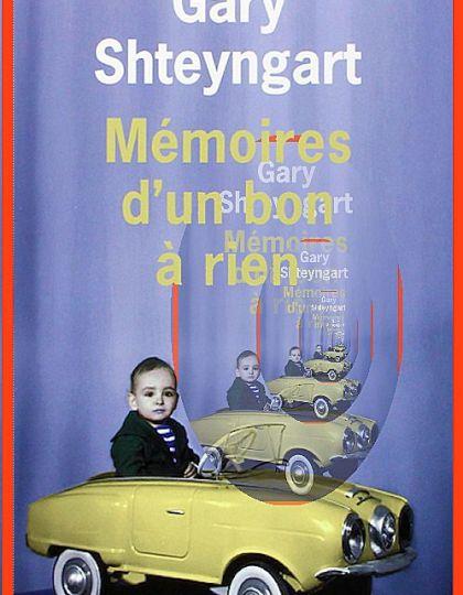 Mémoires d'un bon à rien - Gary Shteyngart (2015)