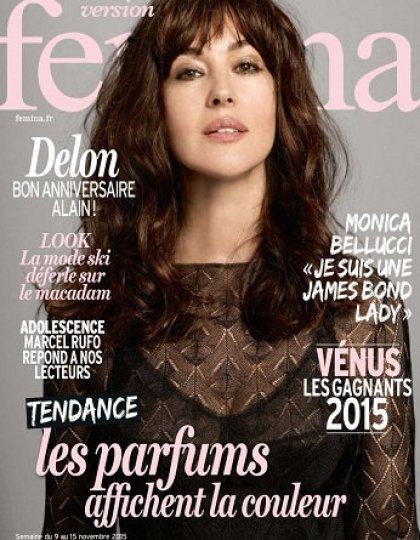 Version Femina Du 09 Au 15 Novembre 2015