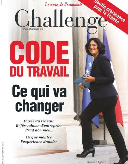 Challenges N°463 - 4 au 10 Février 2016