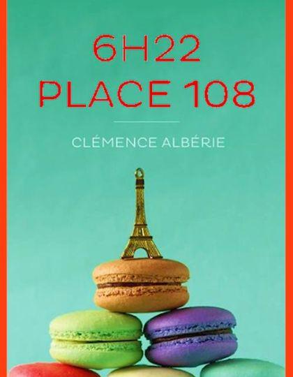 Clémence Albérie (2016) - 6h22 Place 108