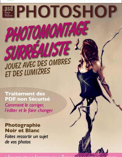 Photoshop No.68 - Photomontage Surréaliste
