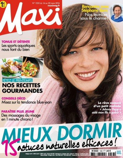 Maxi N°1533 - 14 au 20 Mars 2016