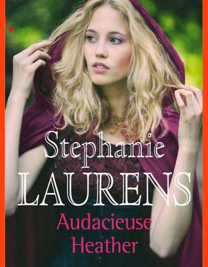 Audacieuse Heather - Stephanie Laurens (2016)