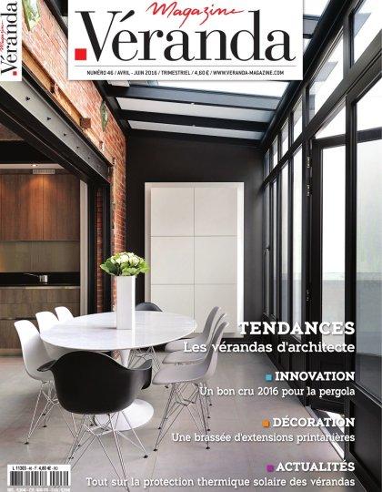 Veranda Magazine N°46 - Avril/Juin 2016