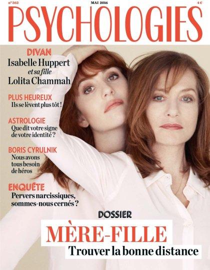 Psychologies magazine N°362 - Mai 2016