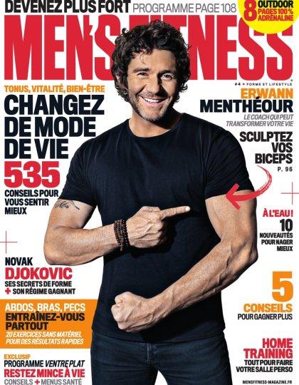 Men's Fitness N°4 - Juin 2016