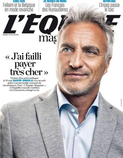 L'Équipe Magazine N° 1770 - 18 juin 2016