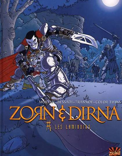 Zorn & Dirna 6 tomes