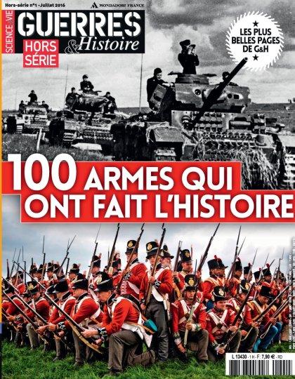 Science & Vie Guerres & Histoire Hors Série N°1 - Juillet 2016