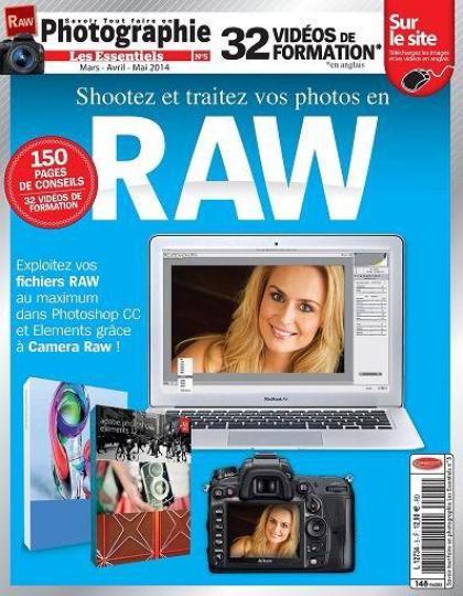 STF Photographie Les Essentiels Magazine No.05