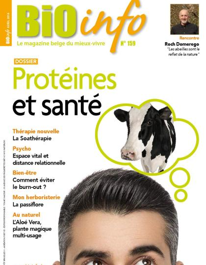 Bio info No.159 - Avril 2016