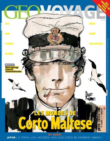 Geo Voyage No.23 - Les Mondes De Corto Maltese