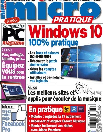 Micro Pratique N°241 - Octobre 2016