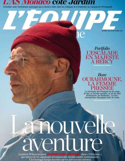 L'Equipe Magazine N°1784 - 24 Septembre 2016