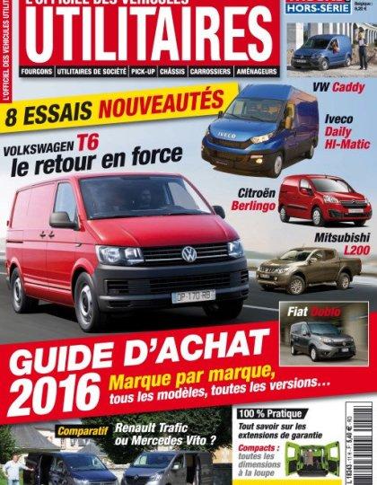 Trucks Mag Hors Série N°11 - Guide D'achat 2016