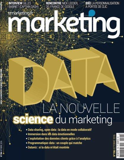 Marketing N°196 - Ocotbre 2016
